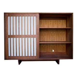 Room & Board Media Cabinet Credenza