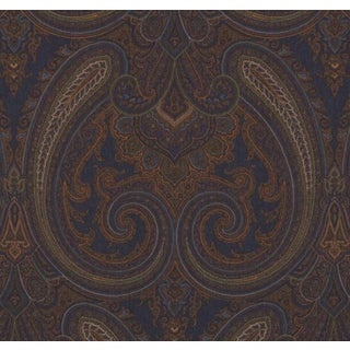 Ralph Lauren Galsworthy Paisley Lápiz Fabric