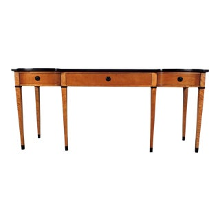 19th Century Biedermeier Console Table