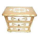 Image of French Music Box Jewelry Box