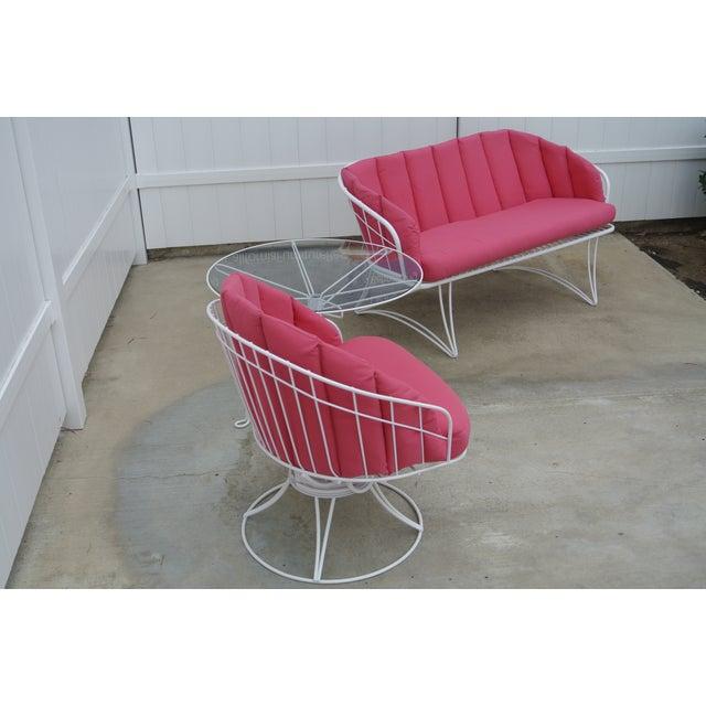 Homecrest Patio Furniture Set Chairish