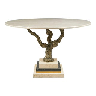 Spanish Marble Center Table
