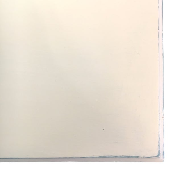 Vintage Hand Painted Dresser & Mirror - Image 9 of 9