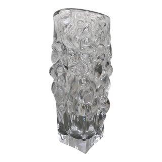 Scandinavian Style Glass Vase