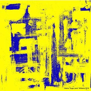 Suga Lane - Lost City Limited Edition Modern Print