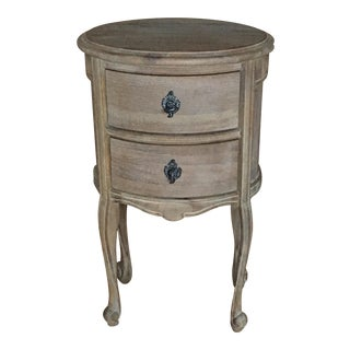 Restoration Hardware French Provincial Nightstand