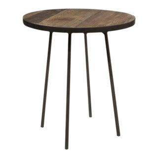 Sarreid Ltd Rustic Fizer Lamp Table