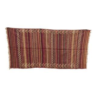 "Traditional Handmade Kilim Rug - 4'5"" x 8'8"""
