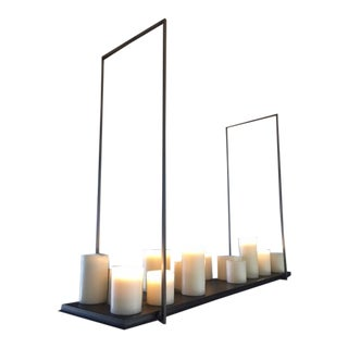 """Holly Hunt """"Alter Hanging Light"""" by Kevin Reilly"""