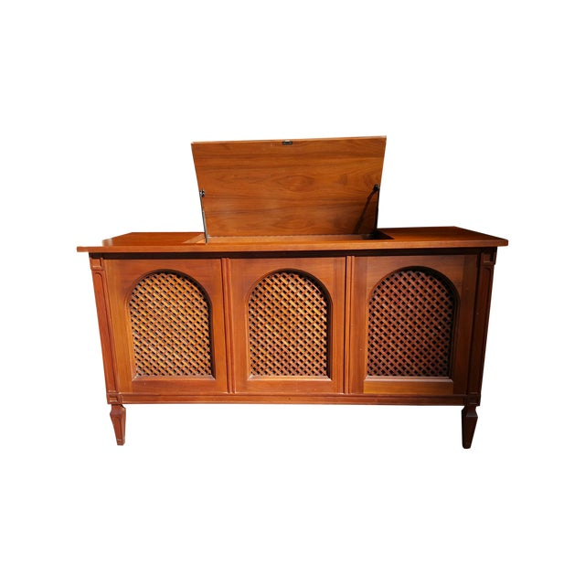 Wurlitzer DX 22 1950's Stereo Console - Image 1 of 8
