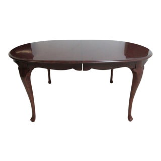 Pennsylvania House Cherry Admiral 2 Board Dining Room Banquet Table