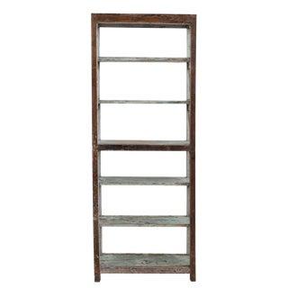 1960s Wooden Baker's Shelf