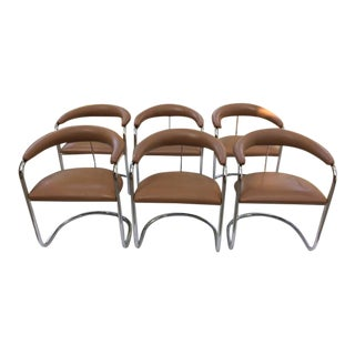 Anton Lorenz for Thonet Chairs - Set of 6