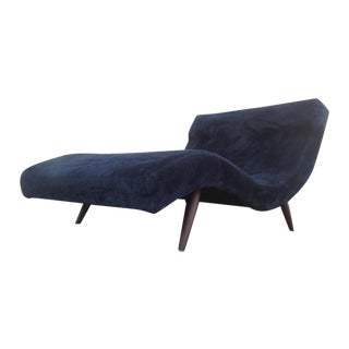 Adrian Pearsall Wave Chaise Lounge for Craft Associate