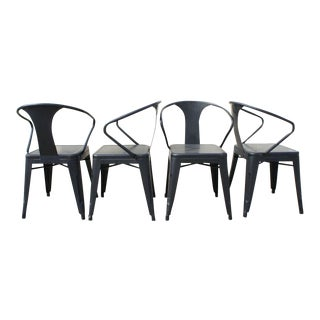 Tolix Dining Chairs- Set of 4