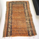 "Image of Vintage Orange Kilim - 3'5"" X 5'3"""