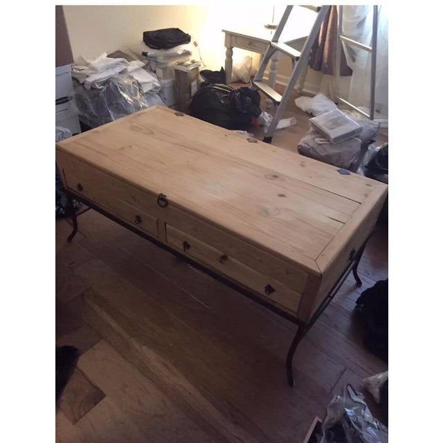 Wooden Apothecary Coffee Table - Image 9 of 9