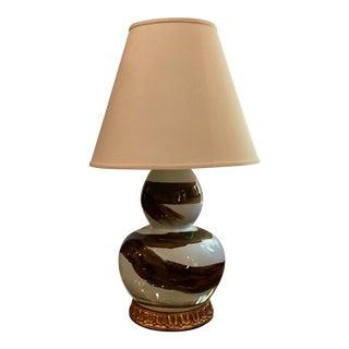 Brush Stroke Gourd Lamp