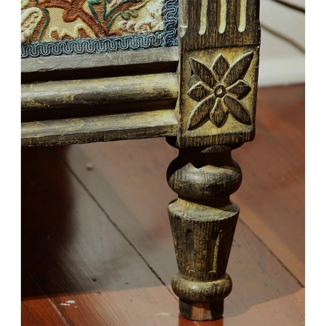 A Louis XVI Style Trunk or Lift-top Table - Image 4 of 7