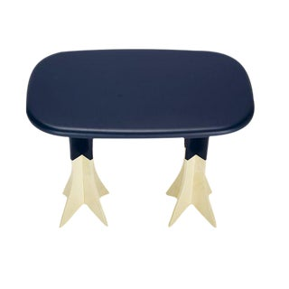 Wings Side Table - Navy