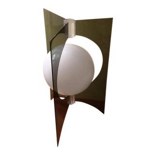 Mid Century Table /Floor Lamp
