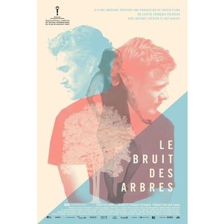 Modern Movie Poster, Bruit des Arbres (Sound of Trees)
