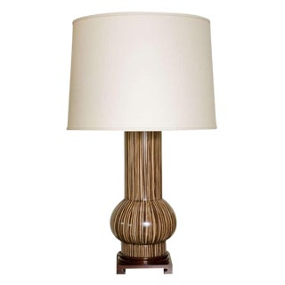 Paul Marra Chinese Style Table Lamp