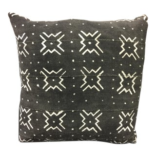 Mudcloth Down Filled Oversized Pillow