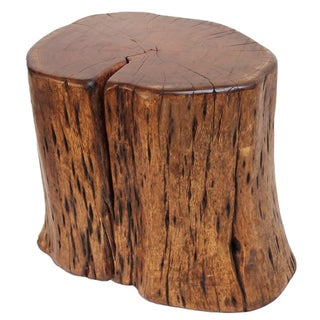 Kai Wood Stump Stool