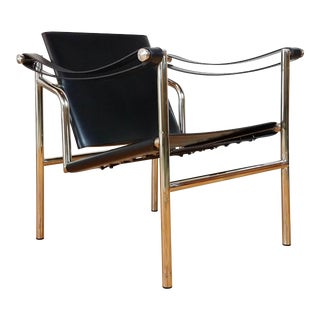 Cassina Lc1 Style Chair