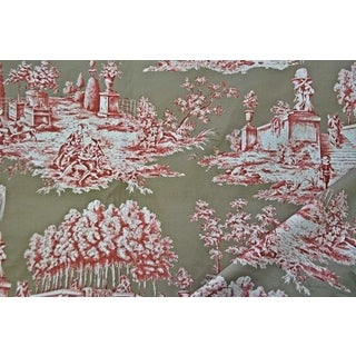 Manuel Canovas Jouvence Cotton Fabric - 4 Yards