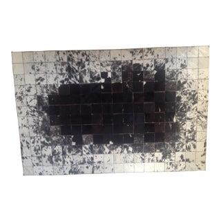 Cowhide Patchwork Rug - 3′10″ × 5′10″