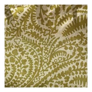 "Raoul Hand Printed Textile ""Arcadia"""