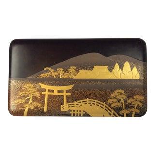 Japanese Vintage Laquer Box