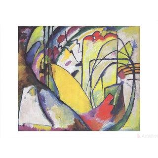 """Wassily Kandinsky """"Improvisation 10"""" Poster"""