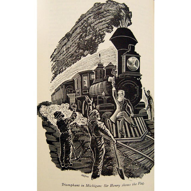 Canadian National Railways Book - Image 5 of 9