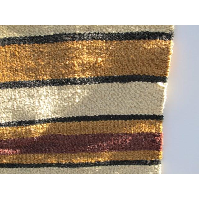 Image of Striped Navajo Rug - 2′6″ × 5′6″