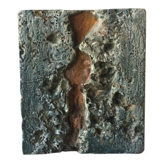 Textural Ceramic Wall Art