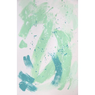 Spring Gala Abstract Painting by Cleo
