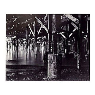 Mick Briscoe Piers and Pilings Photograph