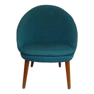 Danish Modern Chair by Ejvind Johansson