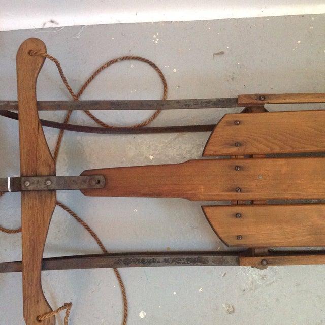 Image of Vintage Primitive Sled