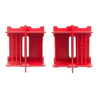 Modernist Stackable Side Tables