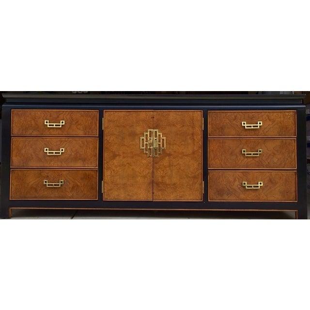 Vintage Century Chin Hua Dresser & Mirror - Image 2 of 8