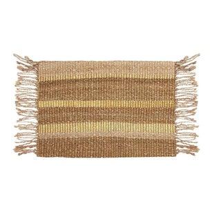 Jute & Gold Striped - 4x6