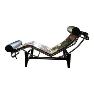 Lc4 Tri-Color Pony Chaise Lounge