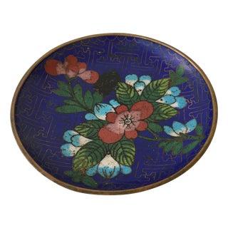 Vintage Cloisonné Bowl