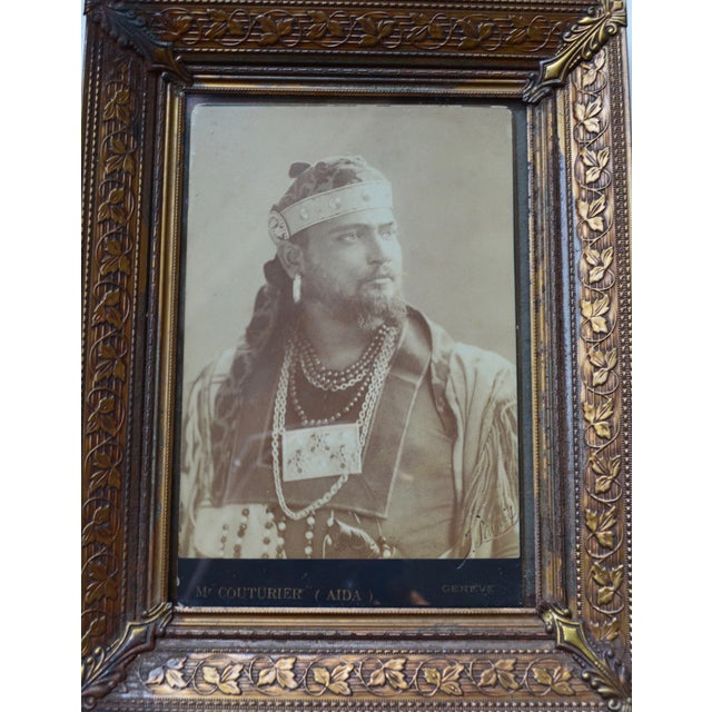 Image of Antique Theater Actor Photograph
