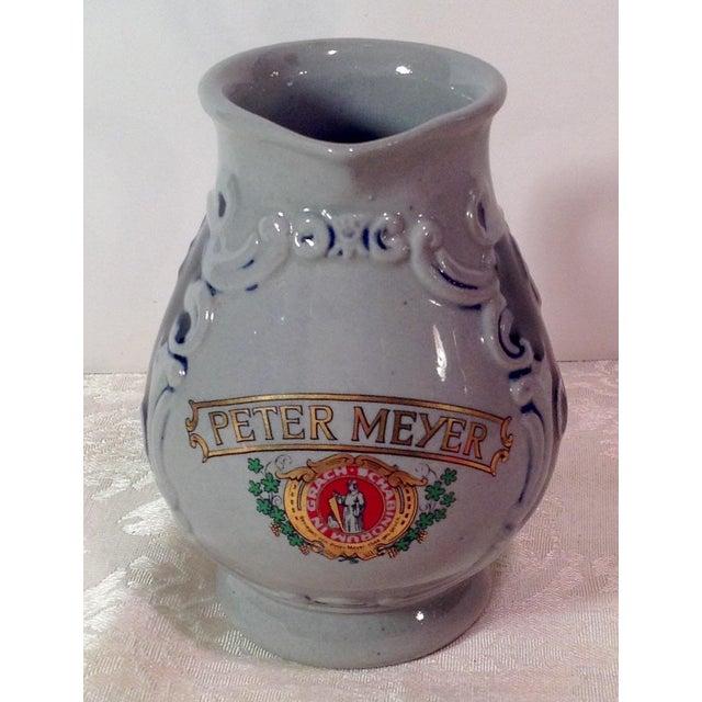 Mid-Century Modern Peter Meyer Wine Pitcher - Image 2 of 9