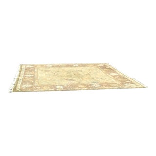 Tufenkian Hand Knotted Rug - 8″ × 10″